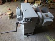 Лебедка шлюпочная ЛШ 4Д-ОМ1, 63кН, в сборе с дв. МАП421-4 ОМ1, 14 кВт, 220/380 В, 1425 об/мин, левый борт, нов