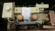 Двигатель ДС25 4Ч 8,5/11 с редуктором