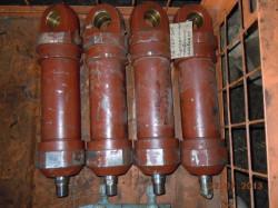 Гидроцилиндр поворота аппарата LBH 31.5 dн/dвн 100/50 мм, L 415мм