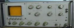 Анализатор спектра С4-27