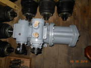 Сервомотор реверса гидравлический двигатель 3Д6 3Д12