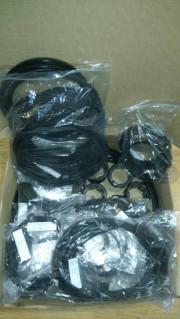 Носовое и кормовое уплотнение дейдвудного устройства Тип: УД ОМ5, МИШ ВР 498, ВРШ ВР 498