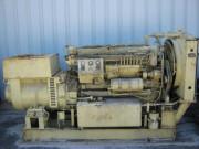 Аварийный судовой дизель-генератор АДГФ-100/1500М (У43М) Д6 (6ч15х18)