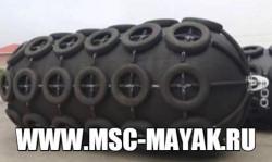 Кранцы швартовые пневматические Арочные отбойные устройства Привальный брус D-образный