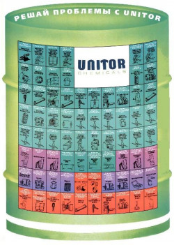 Судовая химия марки UNITOR (ЮНИТОР)