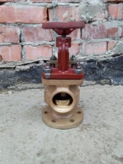 595-03.008 Клапан пожарный угловой