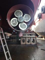 РТИ для ВПЛ, МИШ, ВРК, валопроводов, рулевого устройства различных типов судов