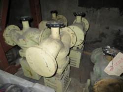 Клапан электромагнитный бронзовый фланцевый 587-35.2243