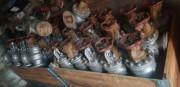 522- 01.306 Клапан невозвратно-запорный угловой Ду100 Ру10