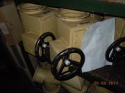 Захлопка вентиляционная 549-03.088,Ду150