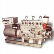 Судовой дизель-генератор 6Ч 9,5/11 28 кВт.
