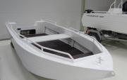 Алюминиевая лодка Trident 450