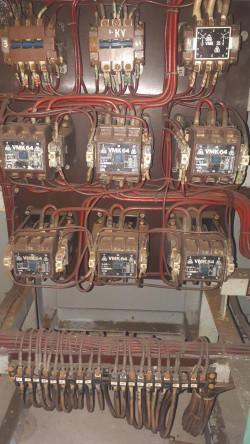Автоматика на лебедки, шпили с командоконтроллерами