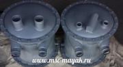 Охладитель водо-водяной и водо-масляный для дизеля 3Д12 СБ 1275-00-10-1, СБ 1275-00-20-1