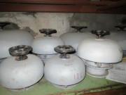 Головки грибовидные 541-03.313- Ду125 Ду200 Ду 300