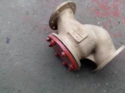 522-03.205 Клапан невозвратный фланцевый проходной